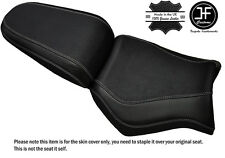 GRIP CARBON GREY ST CUSTOM FITS YAMAHA MT 03 06-14 FRONT + REAR SEAT COVER