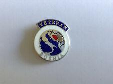 Bosnia Veteran pin / lapel badge