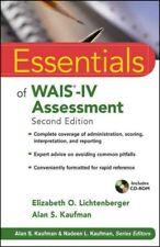 Essentials of WAIS-IV Assessment, Paperback by Lichtenberger, Elizabeth O.; K...
