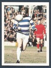 PANINI 1990-THE ALL-TIME GREATS #51-QPR & ENGLAND-MANCHESTER CITY-RODNEY MARSH
