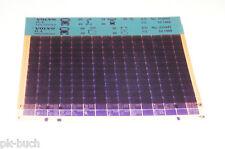 Microfich Ersatzteilkatalog Volvo LKW FL 4 Stand 03/1988
