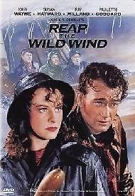 Reap The Wild Wind DVD John Wayne New Sealed Australian Release