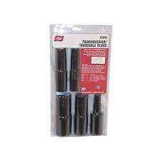Lisle 23400 Transmission / Transaxle Plug Set