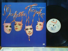 MANHATTAN TRANSFER-Mecca For Moderns  Japan LP