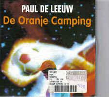 Paul de Leeuw-De Oranje Camping cd single