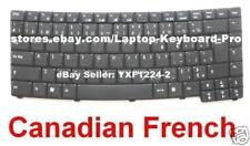 Acer Travelmate 8100 Ferrari 4000 4002 ZF1 Keyboard - CF  Canadian French