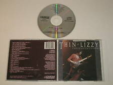THIN LIZZY/THE COLLECTION (CASTLE 117) CD ALBUM
