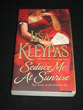 msm* LISA KLEYPAS ~ SEDUCE ME AT SUNRISE