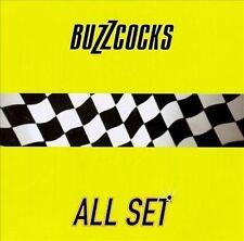 All Set by Buzzcocks (CD, Apr-1996, I.R.S.)