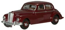 Oxford 76WOL002 Wolseley 6/80 Maroon 1/76th New Boxed -T48 Post