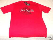 Team Canada Hockey Basic T Shirt Roger Edwards Red XL