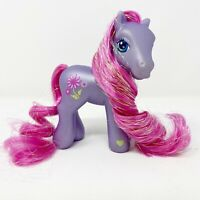 My Little Pony G3 Petal Blossom 2004 Super Long Hair Hasbro MLP