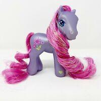 My Little Pony G3 Petal Blossom 2004 Super Long Hair Hasbro MLP