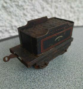 Alter Tender Spur 0 Blechspielzeug Blecheisenbahn