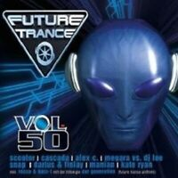 FUTURE TRANCE VOL 50 2 CD SCOOTER UVM NEW+