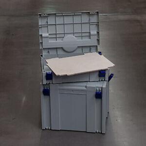 Einsatz Festool Systainer 1 2 3 4 5 Classic Tanos Box TKS TK Einlage Boden Brett