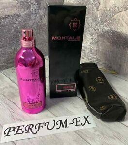Montale Roses Musk Eau de Parfum EDP 3.4 fl . oz 100 ml Women France Spray * NEW