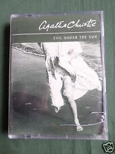AGATHA CHRISTIE - EVIL UNDER THE SUN - AUDIO BOOK  CASSETTE