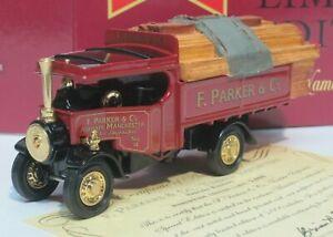 @@@***** Matchbox MOY 1922 Foden Steam F. Parker & Co. YY027SC ******@@@