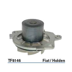 Tru-Flow Water Pump (Saleri Italy) TF8146 fits Fiat Punto 1.9 D Multijet (88kw)