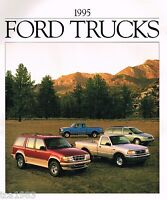 1994 Ford Exployer Brochure XL//XLT//Sport//Eddie Bauer