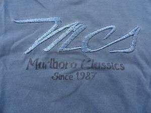 T SHIRT  MCS MARLBORO CLASSICS L  Neuf 80€