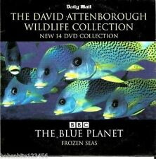 DAVID ATTENBOROUGH THE BLUE PLANET - FROZEN SEAS NEW DVD