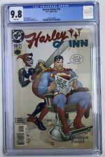 DC's Harley Quinn #19 CGC 9.8