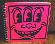 Keith Haring Tony Shafrazi Gallery 1982 Catalogue FIRST Print Limited Spiral PB