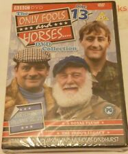 Only Fools and Horses A ROYAL FLUSH (UNCUT) & THE FROG'S LEGACY DVD David Jason
