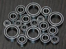 (18pcs) HOT BODIES CYCLONE TC / TCX Rubber Sealed Ball Bearing Set