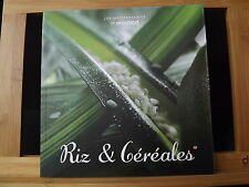BOOK RECIPE RIZ & CEREALES - The essential de MASTRAD - NEW