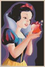 "Disney's Princess Snow White's ""Just a Little Taste"" Cross Stitch Pattern CD"