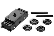 NEW LEGO TRAIN MOTOR with Wheels SET 8866 for RC engines sealed in bag
