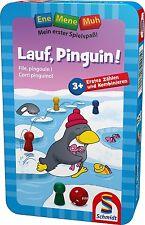 SCHMIDT SPIELE 51291 - ENE MENE MUH - LAUF, PINGUIN! # NEU OVP