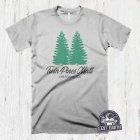 Twin Pines Mall Tshirt Vintage Tshirts Movie Shirts Back to the Future Shirt