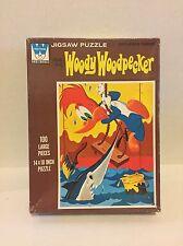 VINTAGE WOODY WOODPECKER Jigsaw Puzzle - WHITMAN 1960