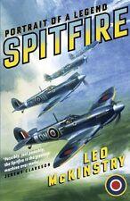Spitfire: Portrait of a Legend,Leo McKinstry