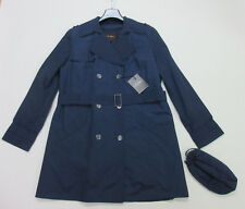 $435 NWT Cole Haan packable Trench raincoat Jacket  Womens XL