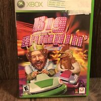 Xbox Big Bumpin' Video Game E for Everyone Disc and Manual