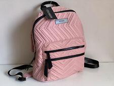 NEW STEVE MADDEN SPORT BLUSH NYLON TRAVEL BACKPACK BAG PURSE W/WRISTLET $88 SALE