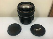 Canon EF-S 17-85mm f/4-5.6 IS USM Zoom Lens.