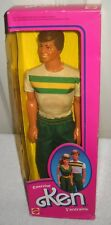 #9579 NIB Vintage Exercise Ken (Barbie) Doll Foreign Issue
