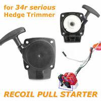 Recoil Pull Starter Assembly for KOMATSU Brush Cutter Strimmer Lawnmower - -)