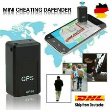 GPS Tracker Magnet Echtzeit Tracking Locator Peilsender SMS SOS Alarm KFZ Kinder
