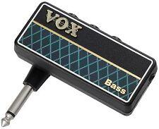 Vox amPlug Series 2 Bass Headphone Guitar Amplifier