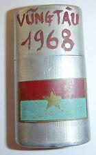 1968 - TET - VIET CONG LIGHTER - VUNG TAU - FLAG - Vietnam War - VC - NLF, 5295