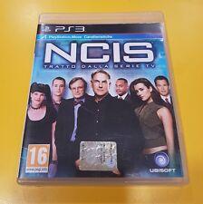 NCIS Tratto dalla Serie TV GIOCO PS3 VERSIONE ITALIANA