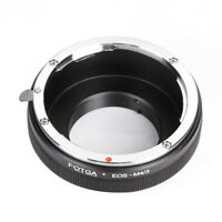 FOTGA EOS-M4/3 Adapter for Canon EOS EF Lens to M4/3 Adapter Olympus Panasonic