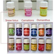 Hot 12pcs Essential Oils Pack for Aromatherapy Spa Bath Massage Lavender Oil UK